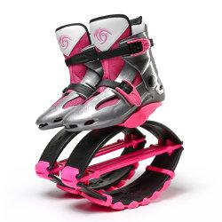 Alta qualità 2109 pattini esterni di salto di salto delle scarpe da tennis di sport dei caricamenti del sistema di rimbalzo dei pattini di Kagaroo delle nuove donne per il colore rosa delle ragazze