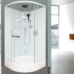 2021 Bester Preis Europäische Design Sicherheitsglas Dusche Kubische Dusche Feld