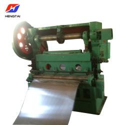 Hoch entwickeltes erweitertes /Punching-Metallineinander greifen des Metallineinander greifen-Maschinen-niedrigen Preises, das Maschine 18 Jahre Fabrik-bildet