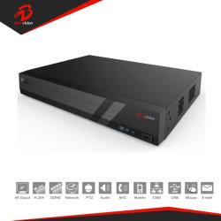 5MPハイブリッドAhd+Tvi+Cvi 8CH機密保護のデジタルビデオレコーダーXvr DVR