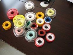 PTFE 스레드 밀봉 테이프, PTFE 물개 테이프, PTFE 테이프, 고품질을%s 가진 테플론 테이프