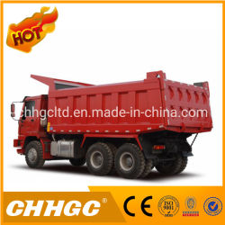 Sinotruk HOWO HP 371A7 Camión Volquete 6X4 con bajo precio