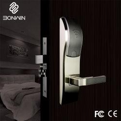 Tipo serratura dell'acciaio inossidabile di portello dell'hotel della scheda di CI