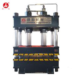 Emboutissage Presse hydraulique d'action/meurent en appuyant sur la machine avec coussin pour les ustensiles de cuisine/dissipateur/Plaquettes de frein/intérieur automobile/métal