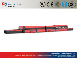 Dubbele het Verwarmen van Southtech Kamers die vlak de Machines van het Glas (tpg-2) aanmaken