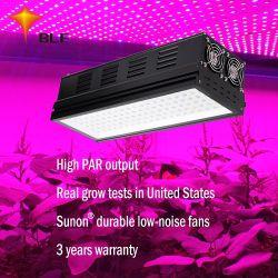 300W croître les voyants du panneau d'éclairage à LED pour la culture hydroponique de jardin intérieur