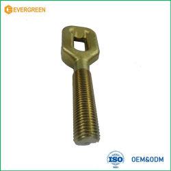 O OEM Autopeças aço carbono liga de aço forja Peças forjadas de precisão