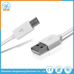 Teléfono móvil conector Micro USB cable de datos de carga para el Samsung