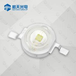 520-530nm voyant vert LED haute puissance 1 W pour le trafic d'éclairage du signal