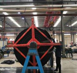 Ar Grade caucho corrugado Transportador lateral de la minería del carbón