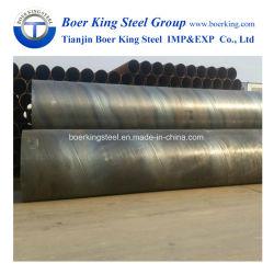 API 5L X56 X42 Oilfield Pipeline SSAW Tuyau en acier en spirale