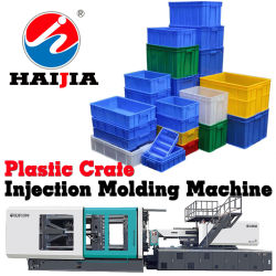 1100ton plastic het Vormen van de Injectie Machine (HJF1100)