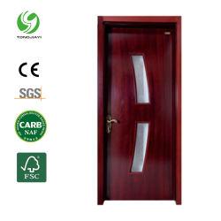 WPC 나무로 되는 문은 방수 내부 합판 제품 문을 모방한다