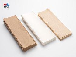Misturados intercaladas de pasta de papel-toalha de mão