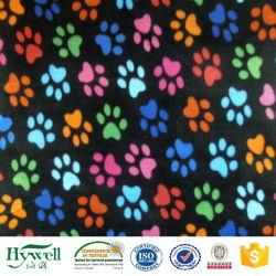 China-Lieferanten-Polyester-Tatze gedruckte Vlies-Gewebe-Gewebe