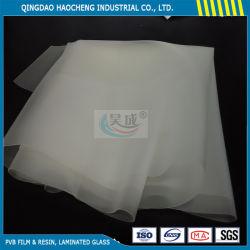 La sécurité intercalaire butyral de polyvinyle film PVB pour le verre laminé