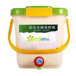 Компост Recycle Bin компоста перенасыщение компоста Бен PP органических домашние корзину ковш кухня