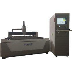 Tagliatrice per il taglio di metalli del laser della fibra 1000W del acciaio al carbonio