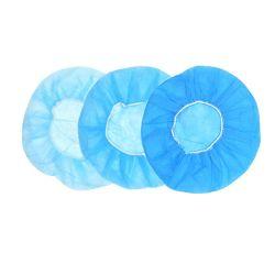 100pcs Microblading accessoires jetables de Maquillage Permanent cheveux chapeaux Net