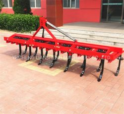 3m de ancho de trabajo 3 puntos de la pastura de dientes L Ripeadores para tractores Tractor cultivador, implementos del tractor nivelador de la tierra para la Agricultura