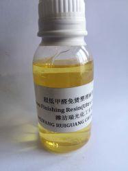 Fabricante de baixa Non-Iron Formaldeído Resina para acabamento Rg-220A