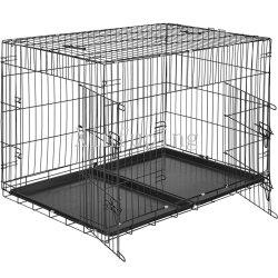 Rete fissa del cane della gabbia del cane di alta qualità con il prezzo competitivo