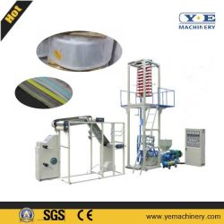 자동적인 플라스틱 PE 지퍼 부대 필름 부는 기계 (ZIP 시리즈)