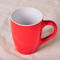 Mug personalizado impreso el logotipo promocional de taza de café, té