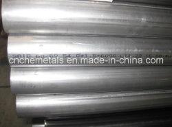 Tube en acier aluminisé avec DX53D/SA1D 80G/120G