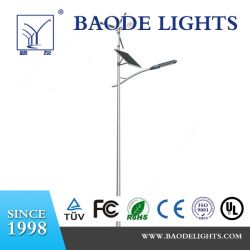 Réverbère solaire adapté aux besoins du client du module 40/100W LED (BDTYN40)