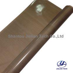 Finition de surface élevée chiffon en téflon pour la chaleur de la machine d'étanchéité