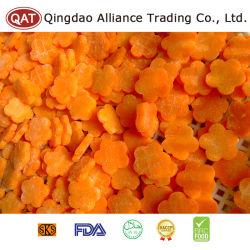 Qualidade superior de fatias de cenoura com bom preço