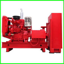 Xbc модели дизельного двигателя в горизонтальном положении Fire водяной насос
