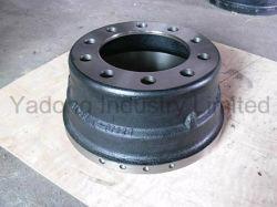 Tambour de frein gunite et moyeux de roue 3721X / 3721ax