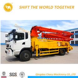 43 メートルトラック搭載ブームポンプ / ポンプトラック / コンクリートポンプ