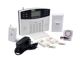 Sistemas de Alarme de Intrusão sem Fio inteligente GSM com LCD 99 Zona Sem Fio