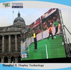 P6 poste de alumbrado público/Post/Pilar/columna piscina teléfono inteligente multimedia con pantalla LED de diseño