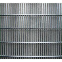 높은 보안 용접 358 등반기 PVC/Galvanized Steel Wire Mesh Fence