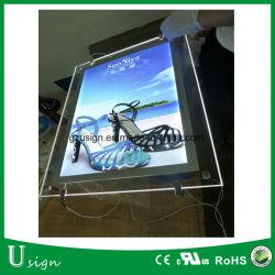 Light Box LED ultra sottile Crystal
