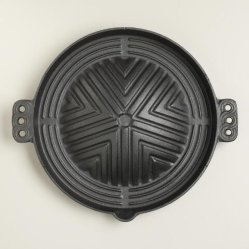 Ferro fundido Dome churrasco mongol para uso comercial