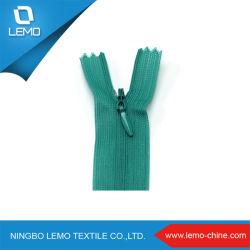 Precios baratos 3# Ykk de cinta de tela de encaje con cremallera invisible