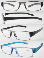 2015 новых дрсуга классический экономичный Дешевые последнюю версию мода металлические очки чтения очки, CE/FDA