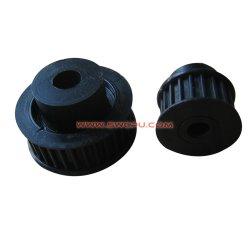 Heavy Duty moldeado por inyección de la rueda de engranaje de plástico gigante / / Los engranajes de transmisión de engranaje del diferencial