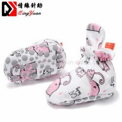 Moda meias bebê recém-nascido 100% algodão Bonitinha piso bebé suave e confortável de socks Piso Antiderrapagem Meias Menina Infantil Bonitinha Curto