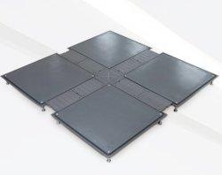 Fs680 600*600*32の完全な鋼鉄パネルの裸のパネルHPL PVC建築材料上げられたアクセスフロアーリング