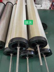 Filter-Wasser-Filter-Schmierölfilter-Staub nach Filtereinsatz