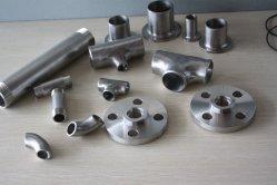La norme ASTM B363 Gr. 7 45 Degré titane du raccord de tuyau coudé