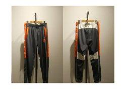 La primavera/autunno atletici di modo tessuto mette in mostra i pantaloni per gli uomini