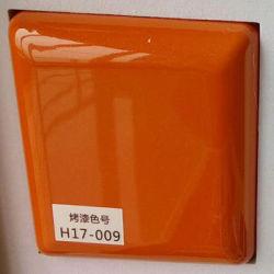 Portello della lacca di colore di Oranage per il portello dell'armadio da cucina o la decorazione domestica della mobilia