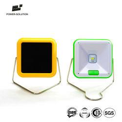 LED acessível portátil Tabela Solar Luz de leitura para ambientes de iluminação solar